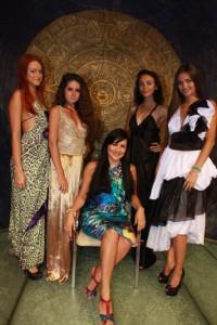 Анна с моделями 200x300 26 июля 2012г состоялась впервые в Воронеже Flirt Party «Магия любви».