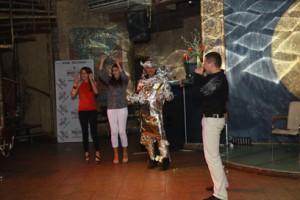Люцифер 2 300x200 26 июля 2012г состоялась впервые в Воронеже Flirt Party «Магия любви».