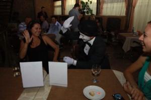 мим и Журн 300x200 26 июля 2012г состоялась впервые в Воронеже Flirt Party «Магия любви».