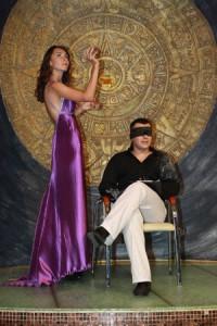 модель 3 200x300 26 июля 2012г состоялась впервые в Воронеже Flirt Party «Магия любви».