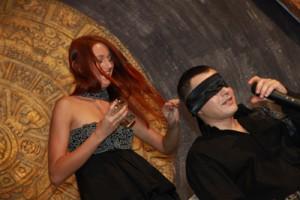 модель 5 300x200 26 июля 2012г состоялась впервые в Воронеже Flirt Party «Магия любви».