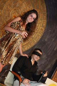 модль 8 200x300 26 июля 2012г состоялась впервые в Воронеже Flirt Party «Магия любви».