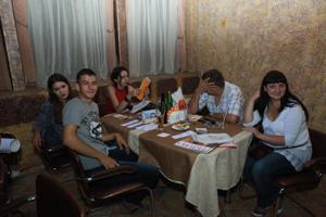 пара 2 26 июля 2012г состоялась впервые в Воронеже Flirt Party «Магия любви».