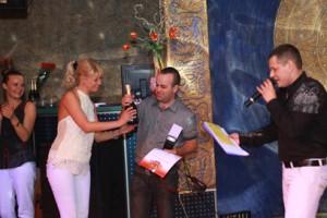 подарок от Аланы 300x200 26 июля 2012г состоялась впервые в Воронеже Flirt Party «Магия любви».