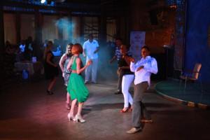 танцпол 3 300x200 26 июля 2012г состоялась впервые в Воронеже Flirt Party «Магия любви».