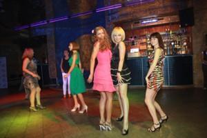 танцпол 300x200 26 июля 2012г состоялась впервые в Воронеже Flirt Party «Магия любви».