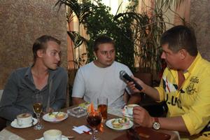 форумка 26 июля 2012г состоялась впервые в Воронеже Flirt Party «Магия любви».