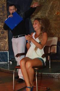 эмоция 200x300 26 июля 2012г состоялась впервые в Воронеже Flirt Party «Магия любви».